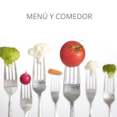 Menú y Comedor