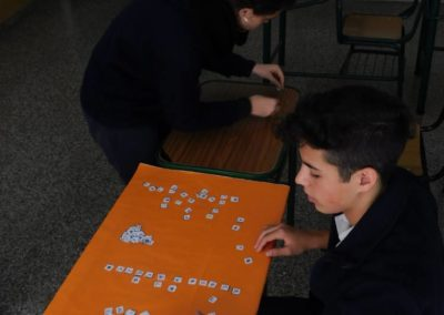 Scrabble - Nivel Secundario (3)