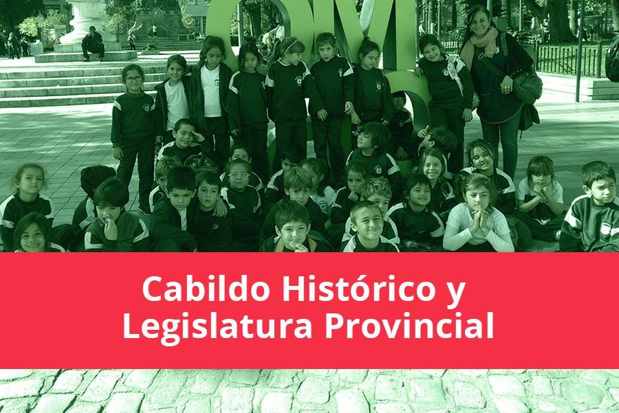 Cabildo Histórico y Legislatura de la Provincia de Córdoba