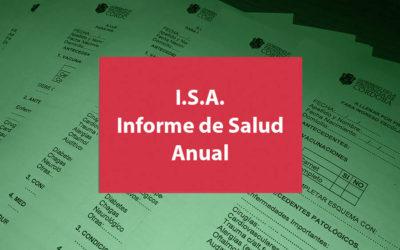 ISA (Informe Anual de Salud) y ficha médica – CUS (Certificado Único de Salud)