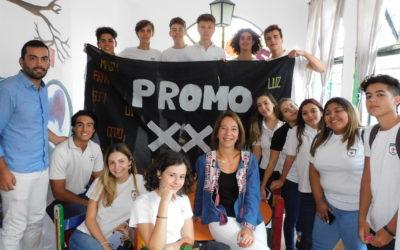 UPD / Promo XX / Nivel Secundario