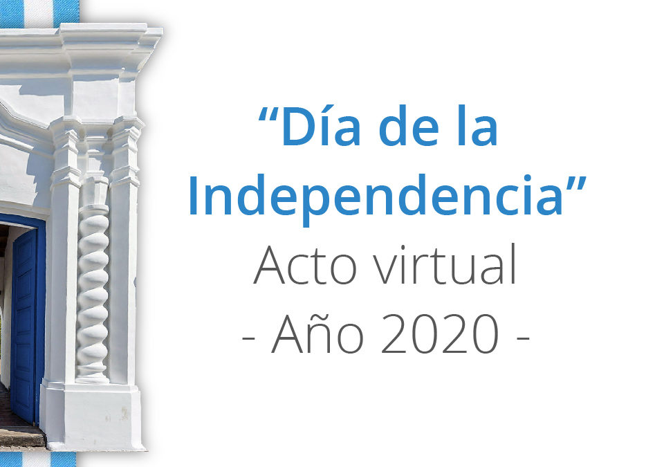 Acto virtual a cargo de Nivel Secundario