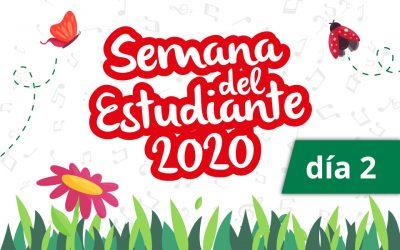 Día 2 – Semana del estudiante 2020