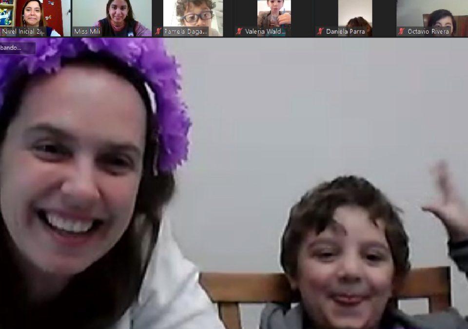 Octubre: Mes de la Familia – Nivel Inicial / Kinder